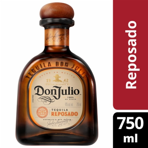 Don Julio Reposado Tequila Perspective: front