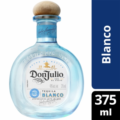 Don Julio Blanco Tequila Perspective: front
