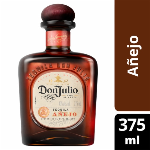Don Julio Anejo Tequila Perspective: front