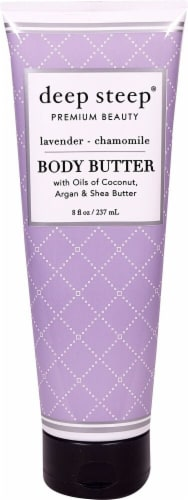 Deep Steep  Body Butter Lavender Chamomile Perspective: front