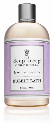 Deep Steep  Bubble Bath Lavender Vanilla Perspective: front