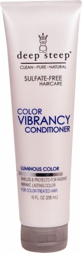 Deep Steep  Color Vibrancy Conditioner for Color Treated Hair Perspective: front