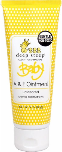 Deep Steep  Baby A & E Ointment Unscented Perspective: front