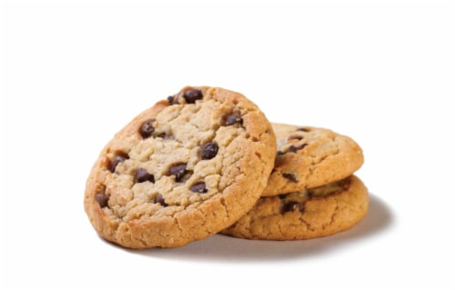 Chocolate Chip Cookies Individual Wrap 216 Count .75 Ounce Perspective: front