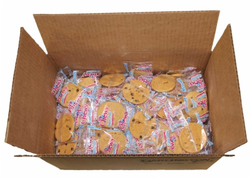 Cookie Chocolate Chip Sugar Free Individually Wrapped 106 Count Perspective: front