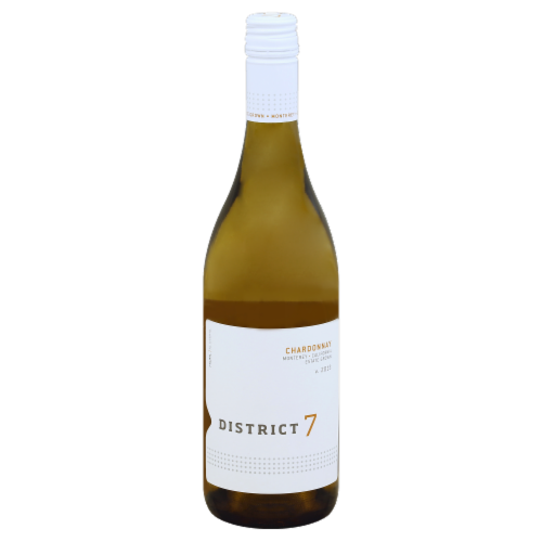 District 7 Chardonnay Perspective: front