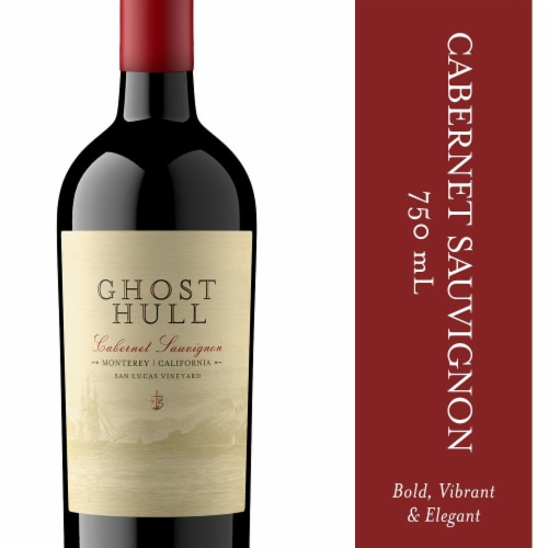 Ghost Hull Cabernet Sauvignon Perspective: front
