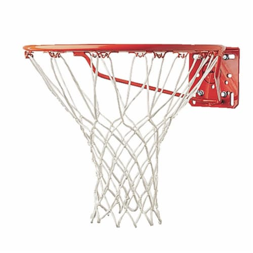 Champion Sports CHS400BN Standard Indoor & Outdoor Basketball Net, Pack of 12 Perspective: front