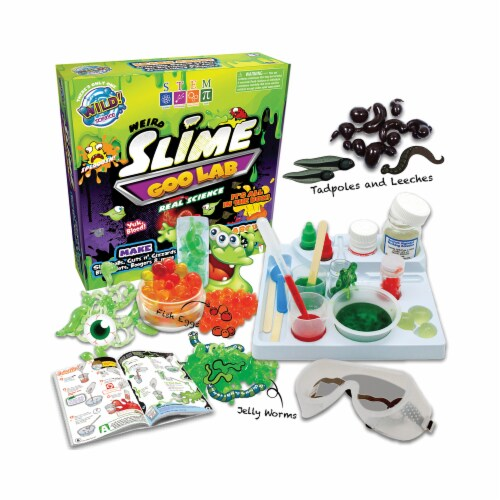 Learning Advantage CTUWS043LBN 2 Each Weird Slime Goo Lab Perspective: front