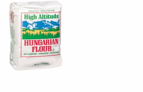 High Altitude All Purpose Hungarian Flour Perspective: front