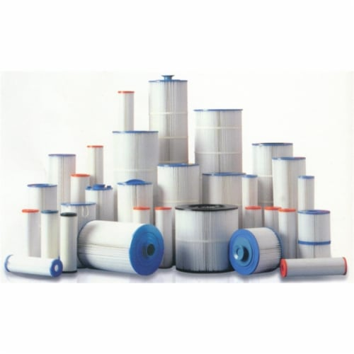 Unicel C-9405 Pentair Clean & Clear Predator 50 Sq Ft Filter Cartridge R173213 Perspective: front