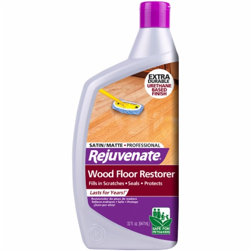 Rejuvenate Satin/Matte Wood Floor Restorer Perspective: front