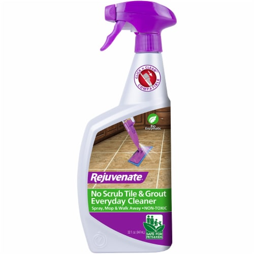 Rejuvenate Tile & Grout Everyday Cleaner Perspective: front