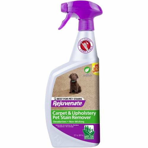 Rejuvenate Carpet & Upholstery Spot & Stain Remover Perspective: front