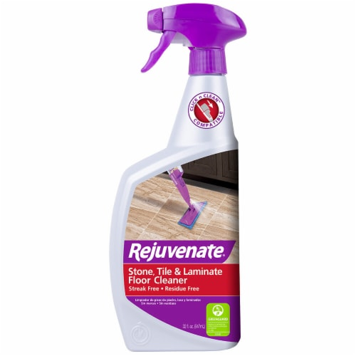 Rejuvenate Stone Tile and Laminate Floor Cleaner Perspective: front