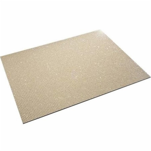 Godinger 30150 18 x 14 Champagne Placemat Perspective: front