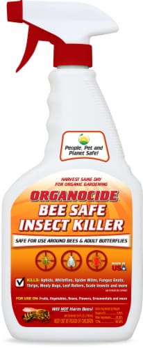 Organic Laboratories Organocide Bee Safe Insect Killer Perspective: front