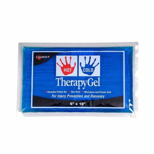 Caldera Hot Cold Therapy Gel Pack Perspective: front