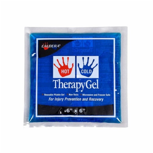 Caldera Reusable Hot & Cold Therapy Gel Pack Perspective: front