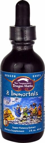 Dragon Herbs  8 Immortals Drops Perspective: front