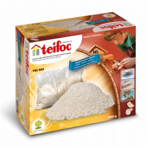 Eitech 902 Teifoc Finished Mortar / Cement 1kg Pack 1 PK2 Perspective: front