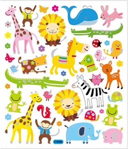 StickerKing Children Activity Stickers Perspective: front