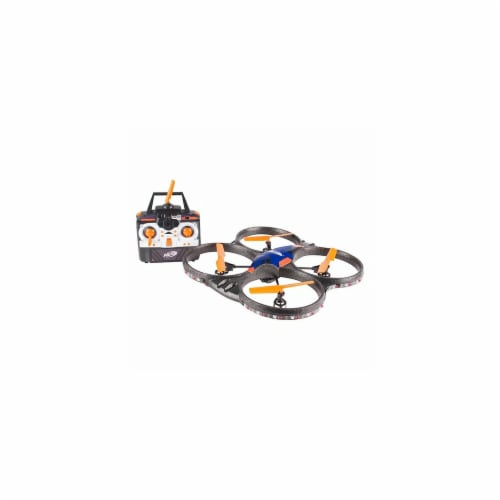 Nerf DR-256 Aerial Drone with Wi-Fi Perspective: front
