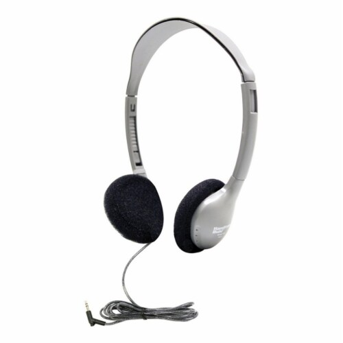 Personal On-Ear Stereo Headphone Perspective: front
