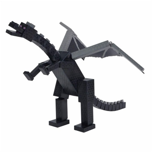 Minecraft Series 4 Action Figure Pack - Ender Dragon Perspective: front