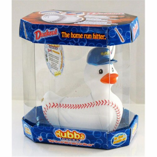 Rubba Ducks RD00022 Duckout Collector Display Box Perspective: front
