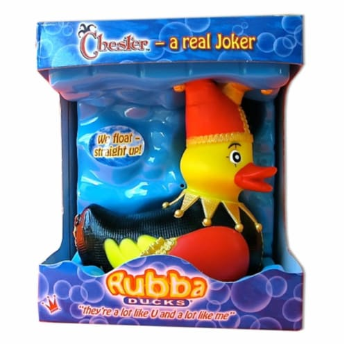Rubba Ducks RD00096 Chester Gift Box Perspective: front
