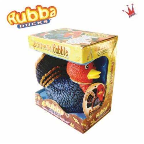 Rubba Ducks RD00113 Gobble Seasonal Gift Box Perspective: front