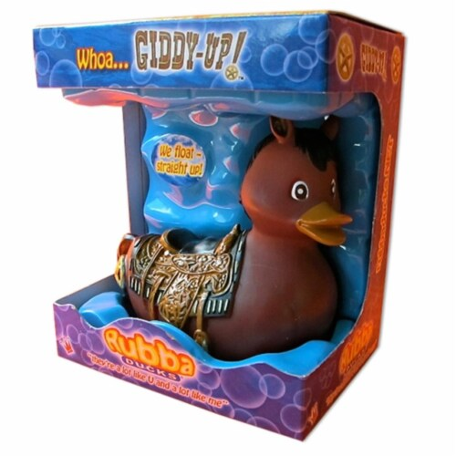 Rubba Ducks RD00114 Giddy-Up Gift Box Perspective: front