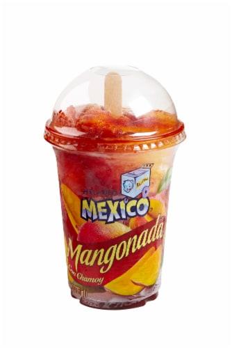 Helados Mexico Mangonada Cup Perspective: front