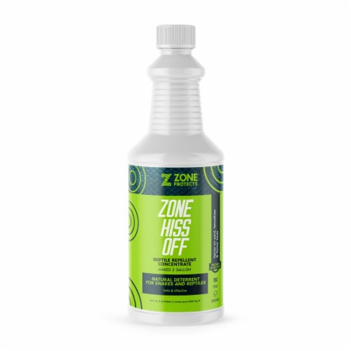 Zone Repellents 103-16C Hiss Off Snake Repellent Concentrate Spray Perspective: front