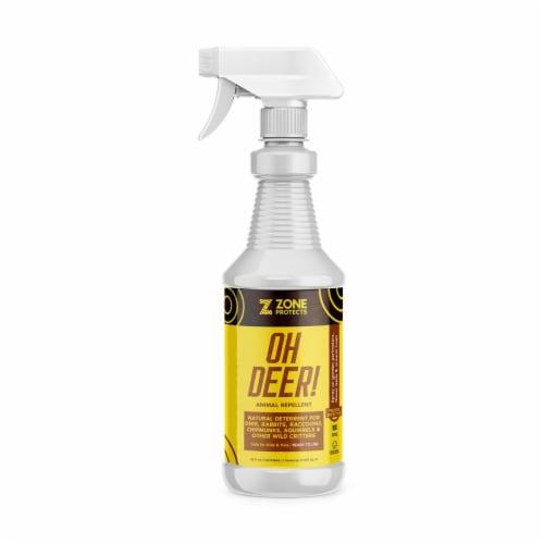 Zone Repellents 105-32S Oh Deer Animal Repellent Spray Perspective: front