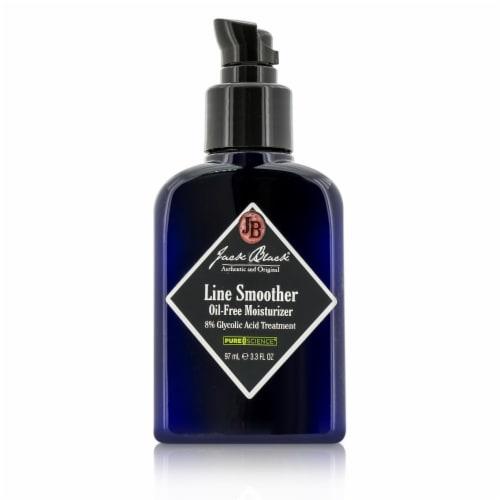 Jack Black Line Smoother Face Moisturizer (8% Glycolic Acid) 97ml/3.3oz Perspective: front