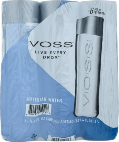 VOSS Artesian Water Perspective: front