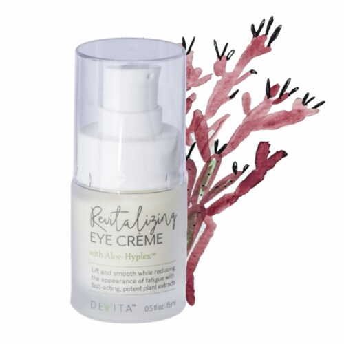 DeVita Revitalizing Eye Cream Perspective: front