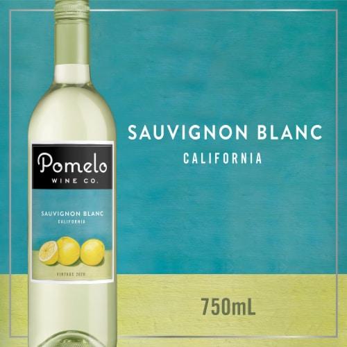Pomelo Sauvignon Blanc White Wine Perspective: front