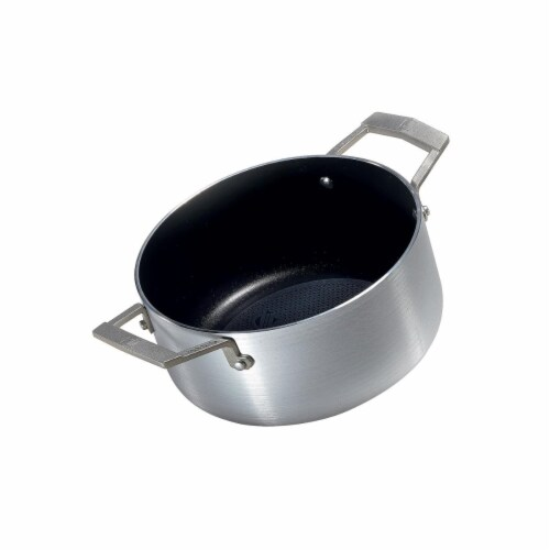 Range Kleen 11.5 in. 8.5 qt Pro Protection Base Dutch Oven Perspective: front