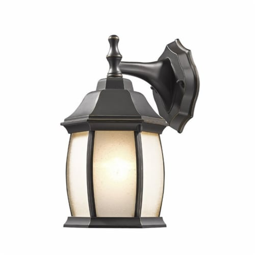 1 Light Outdoor Wall Light T20-ORB-F Perspective: front