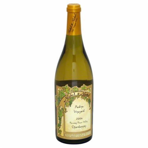 Nickel & Nickel Medina Vineyard Chardonnay Perspective: front
