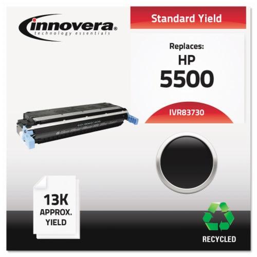 Innovera Toner,Hp Clj 5500,Bk 83730 Perspective: front