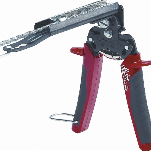 Malco Hog Ring Pliers,Self Feed,7   HRP2 Perspective: front
