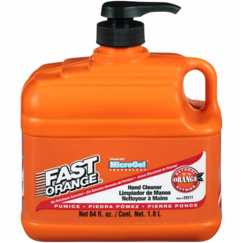 Fast Orange® Pumice Hand Cleaner Perspective: front