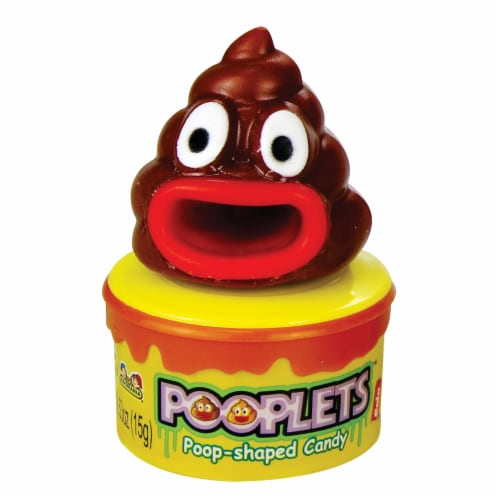 Kidsmania Pooplets Candy Perspective: front