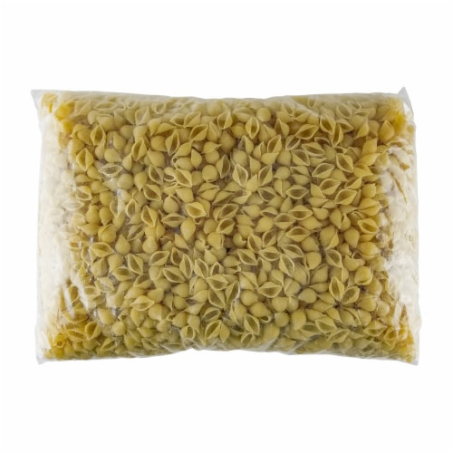 Natural Value 10-lb. Organic Pasta Sea Shells / 1-ct. pack Perspective: front
