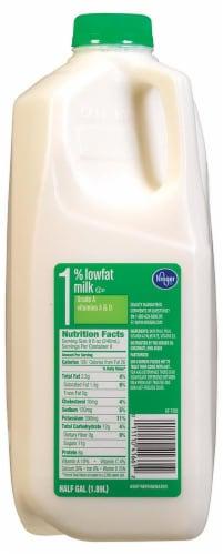 Kroger 1% Low Fat Milk Perspective: front