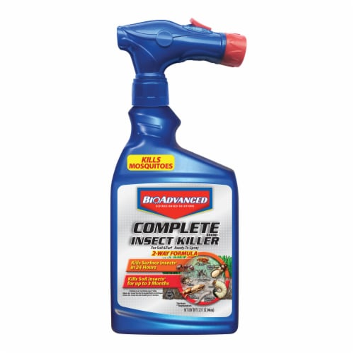 Bioadvanced Complete Insect Killer 2-Way Formula Perspective: front